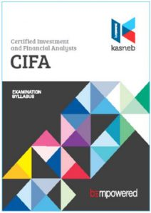 CIFA notes, CIFA Revision kits, PART I, SECTION 1, Financial Accounting, Financial Mathematics, Entrepreneurship and Communication,  SECTION 2, Economics, Financial Institutions and Markets, Public Finance and Taxation, PART II, SECTION 3, Regulation of Financial Markets, Corporate Finance, Financial Statements Analysis, SECTION 4, Equity Investments Analysis, Portfolio Management, Quantitative Analysis, PART III, SECTION 5, Strategy, Governance, and Ethics, Fixed Income Investments Analysis, Alternative Investments Analysis, SECTION 6, Advanced Portfolio Management, International Finance, Derivatives Analysis