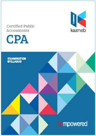 cpa notes, cpa revision kits, cpa past papers
