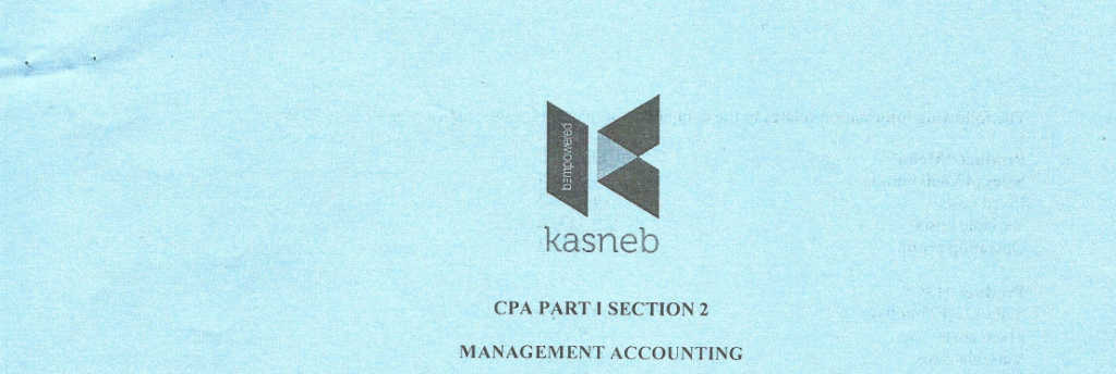 Management Acccounting notes and past papers