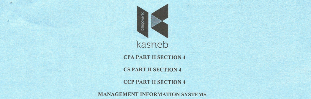 Management information systems notes and past papers