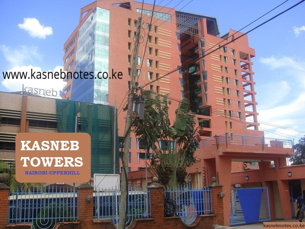 kasneb towers , kasneb head office location